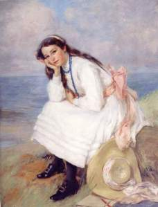 Rupert Bunny - Madge Currie