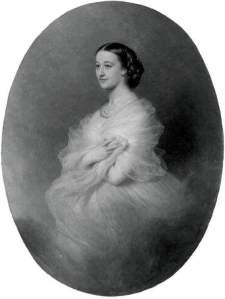 Franz Xaver Winterhalter - Duquesa d'Alba