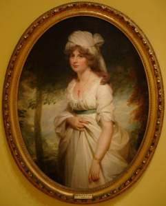 NGV - William Beechey - Portrait of a Lady